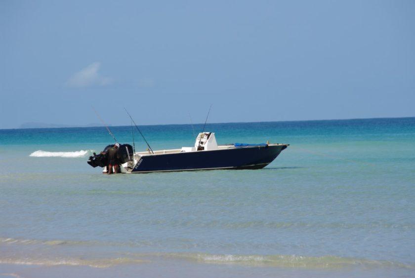 Balades en bateau