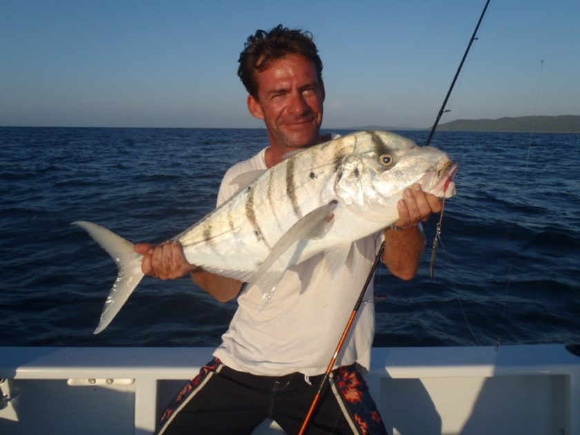 La pêche en mode Robinson